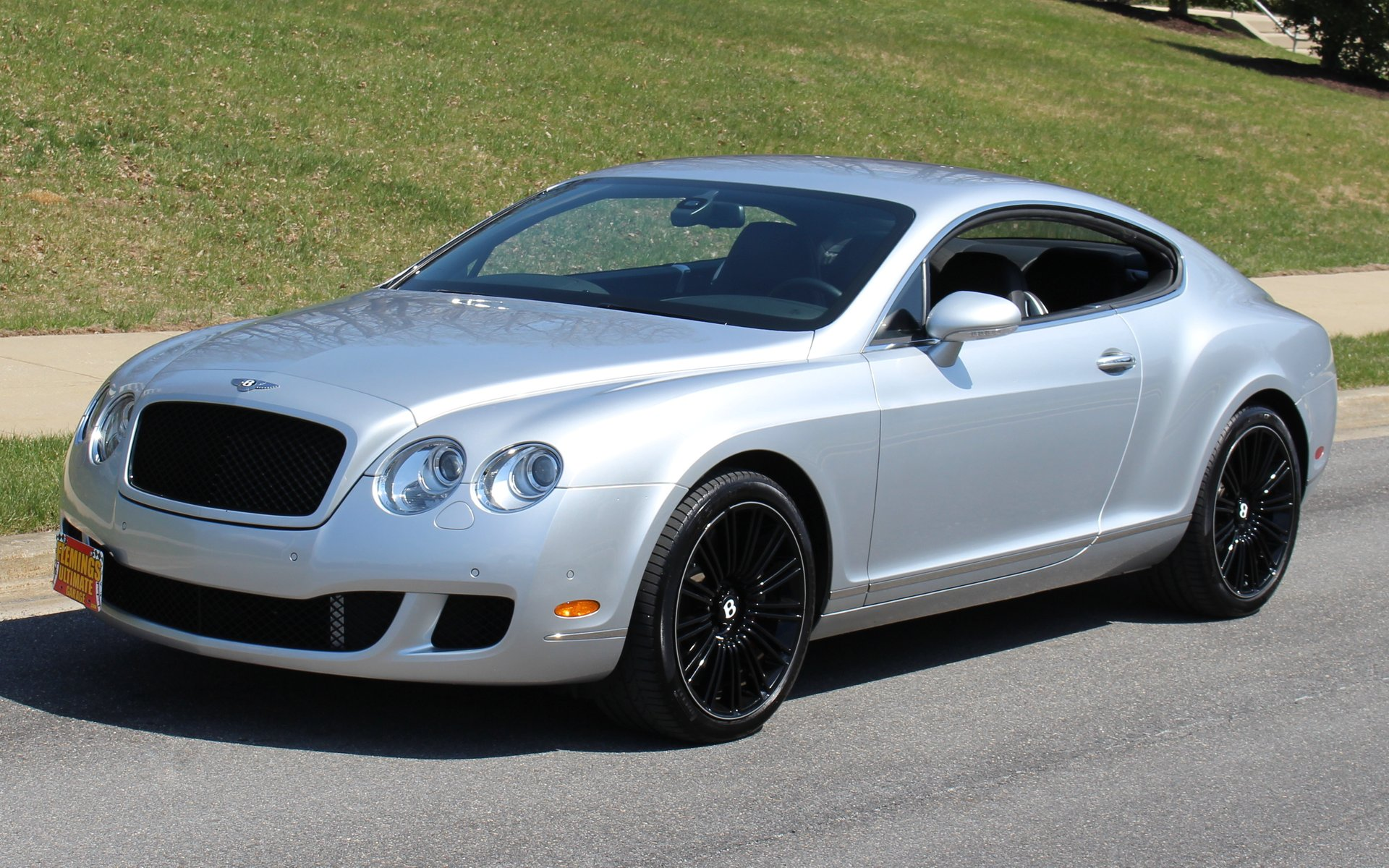 2008 Bentley Continental Gt Speed For Sale 83972 Mcg