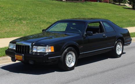 1990 Lincoln Mark VII