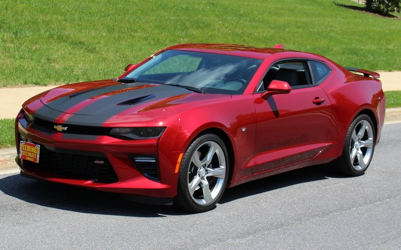 2018 Chevrolet Camaro | 2018 Chevrolet Camaro 2SS Coupe for