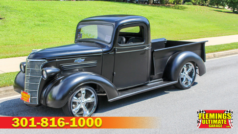 1938 Chevrolet Pro Touring Show Truck