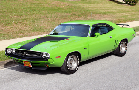 1971 Dodge Challenger R/T 440 6-Pack