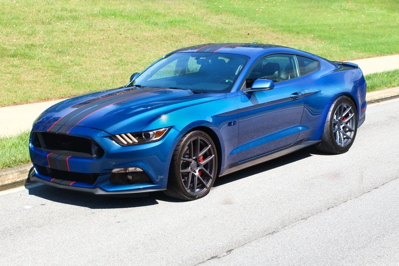 2017 Mustang Gt For Sale >> 2017 Ford Mustang Gt Supercharged Gt For Sale 100664 Mcg