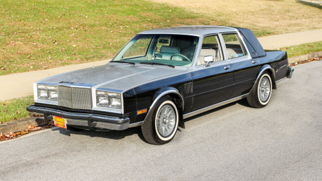 1985 Chrysler Fifth Ave