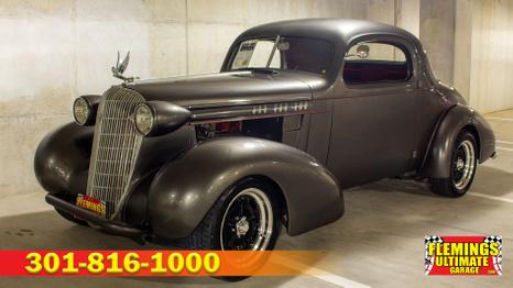 1936 Oldsmobile CUSTOM