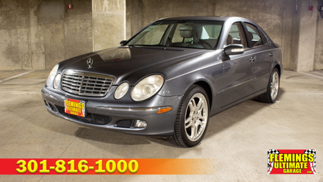 2006 Mercedes E350
