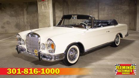 1963 Mercedes 220SE