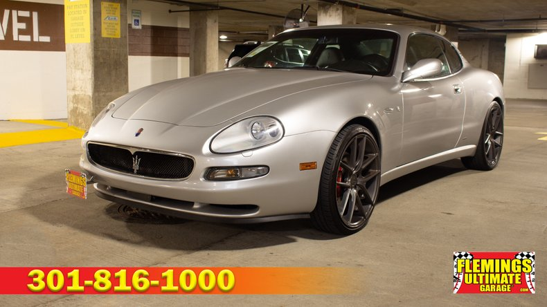 2004 Maserati Coupe For Sale