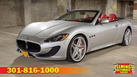 2014 Maserati Gran Turismo