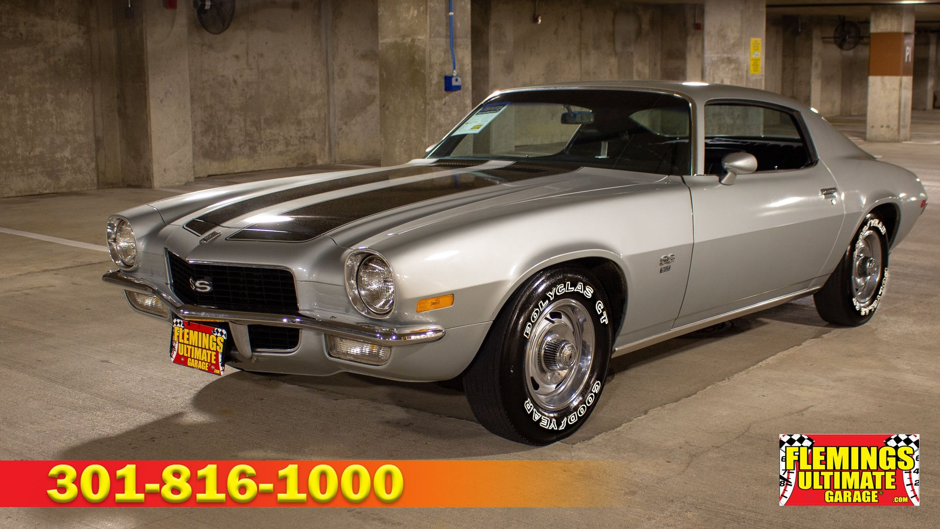 1970 Chevrolet Camaro SS for sale #163924 | Motorious