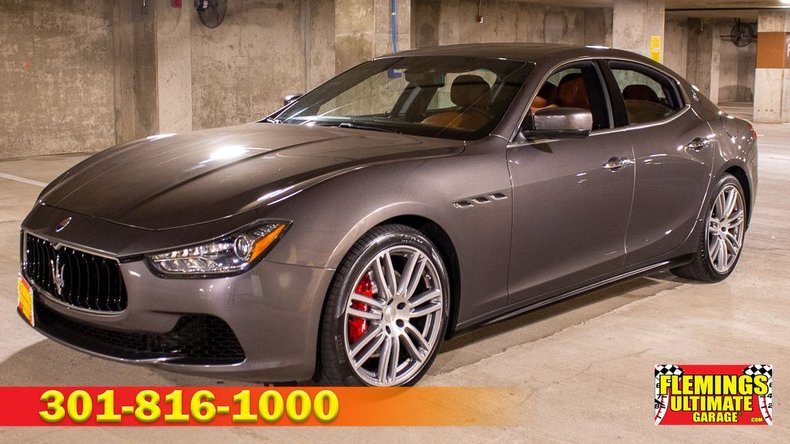 2016 Maserati Ghibli For Sale