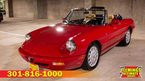 1992 Alfa Romeo Spyder