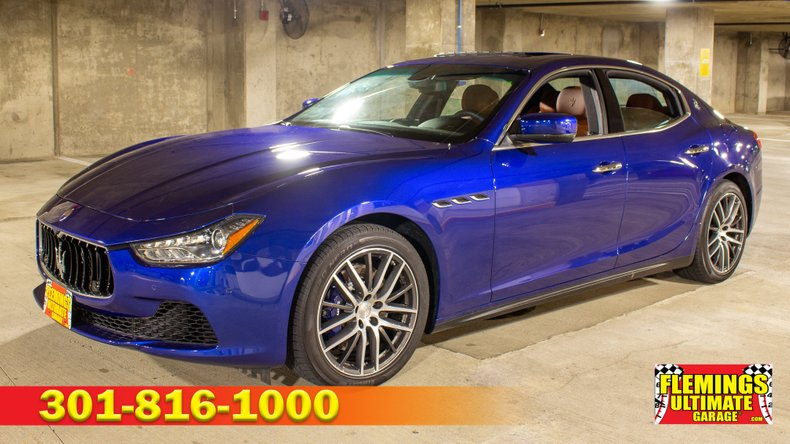 2015 Maserati Ghibli For Sale