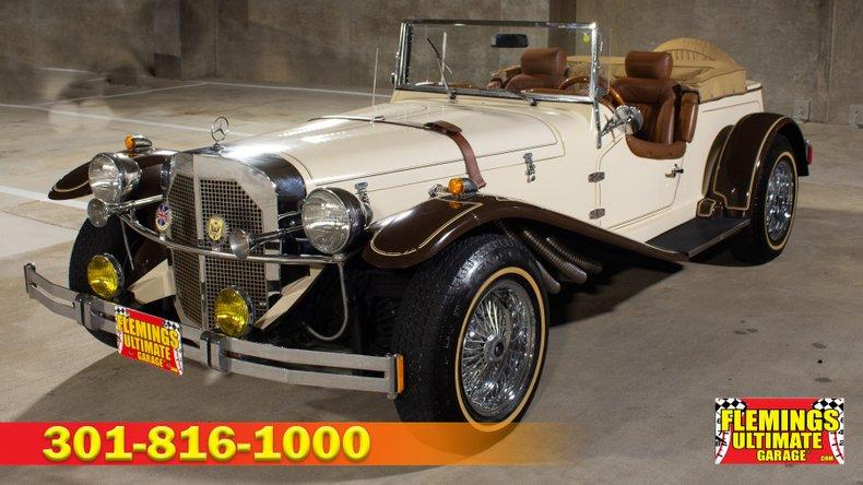 1929 Mercedes-Benz SSK For Sale
