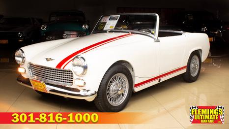 1961 Austin Healey Sprite