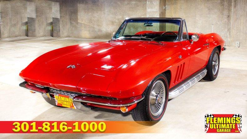 1966 Chevrolet Corvette | 1966 Chevrolet Corvette Stingray