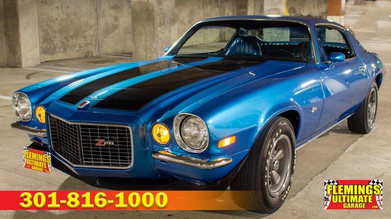 1971 Chevrolet Camaro Z/28 For Sale