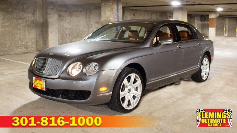2008 Bentley Flying Spur For Sale