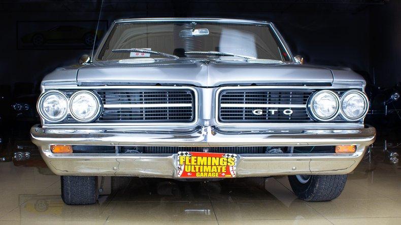 1964 Pontiac GTO 17