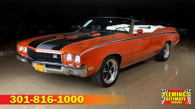 1972 Buick GSX For Sale
