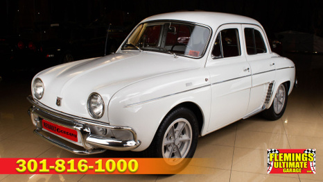 1967 Renault Dauphine Gordini