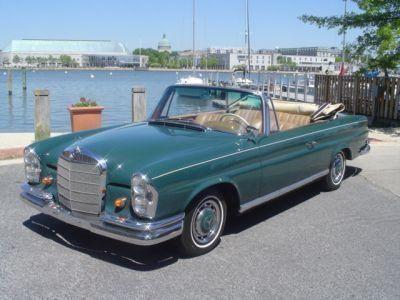 1963 Mercedes-Benz 220