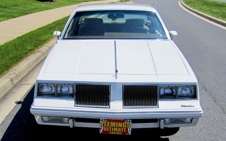 1986 Oldsmobile Cutlass | 1986 Oldsmobile Cutlass For Sale