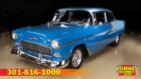 1955 Chevrolet 210/BelAir