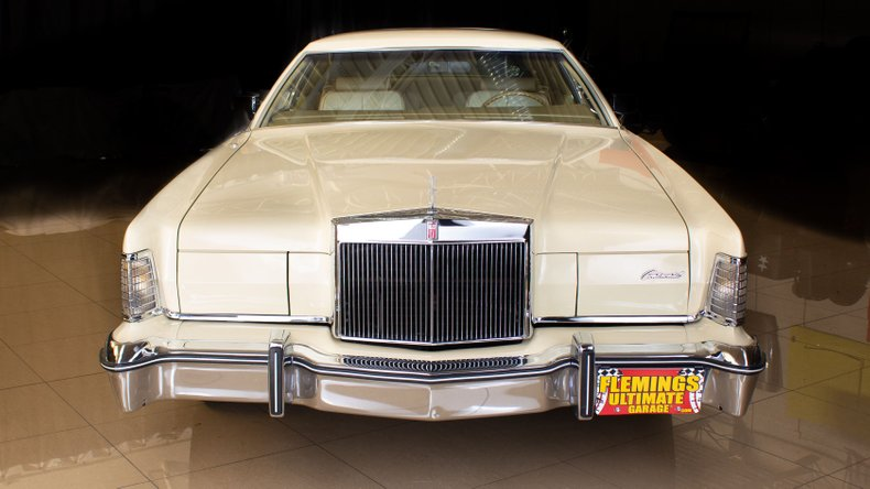1976 Lincoln Continental 7