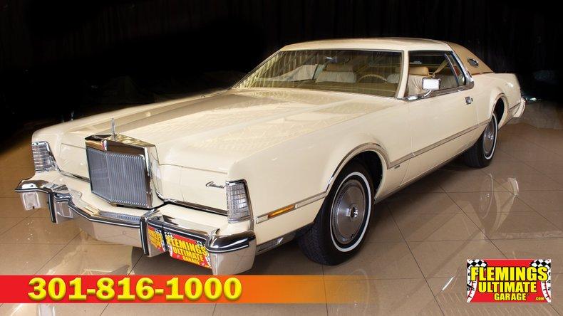 1976 Lincoln Continental 1