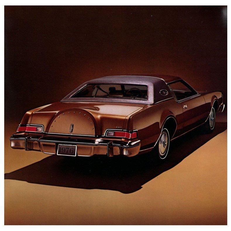 1976 Lincoln Continental 43