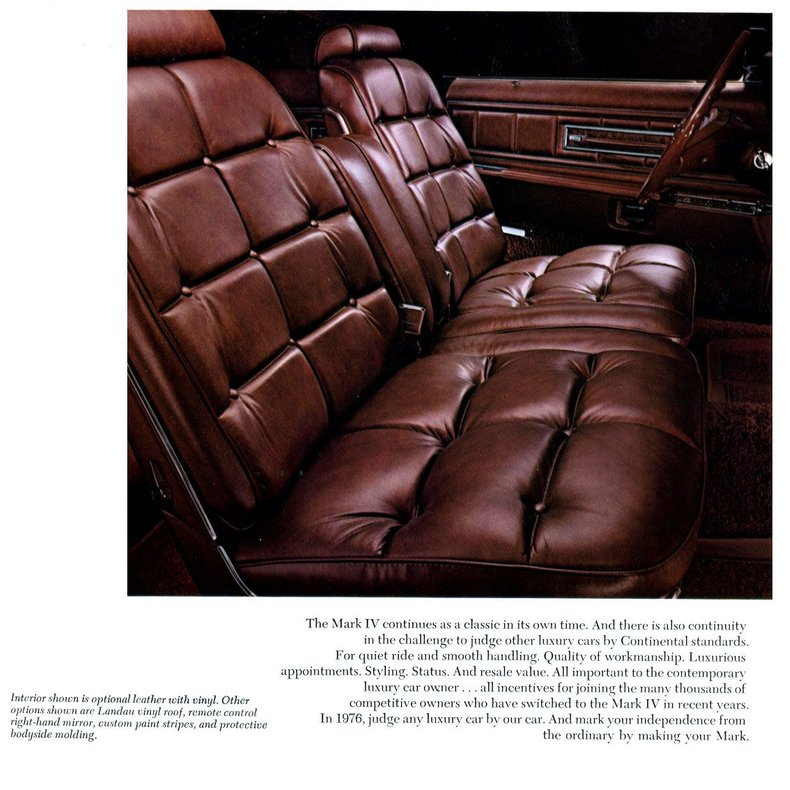 1976 Lincoln Continental 44