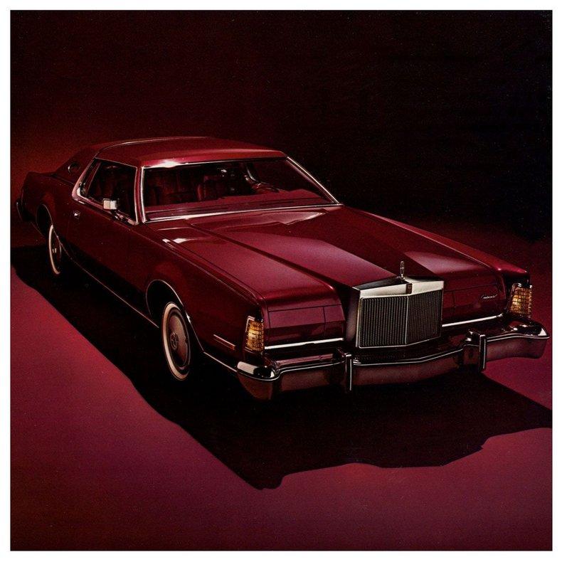1976 Lincoln Continental 40
