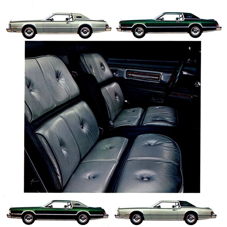 1976 Lincoln Continental 39