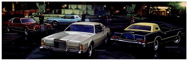 1976 Lincoln Continental 28