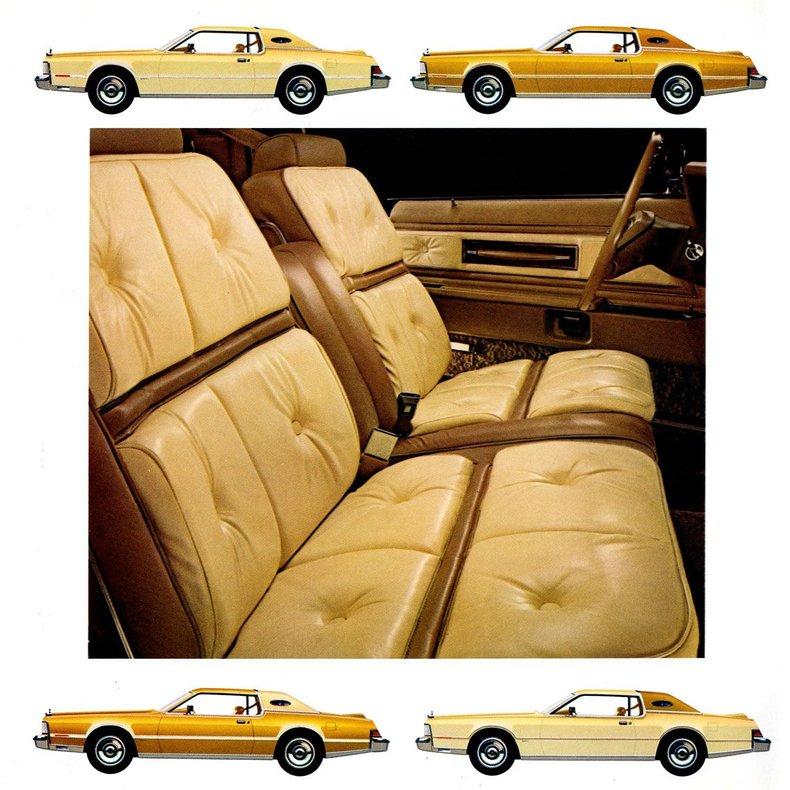 1976 Lincoln Continental 45