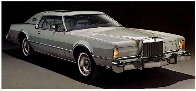 1976 Lincoln Continental 32