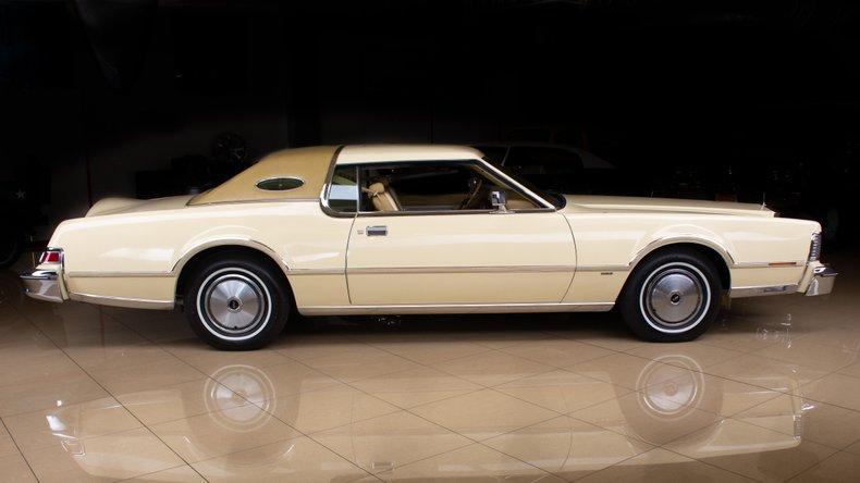 1976 Lincoln Continental 5