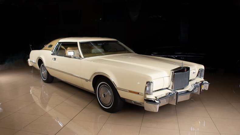1976 Lincoln Continental 6