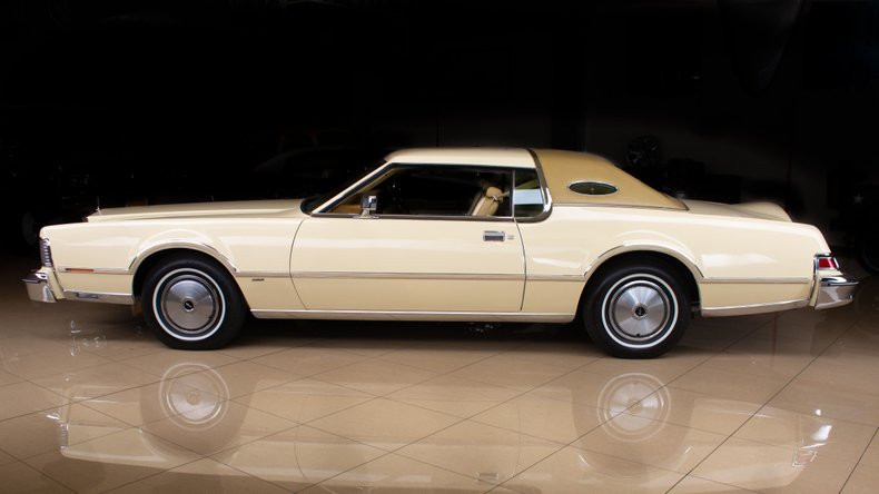 1976 Lincoln Continental 2