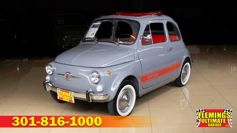 1971 Fiat 500 F