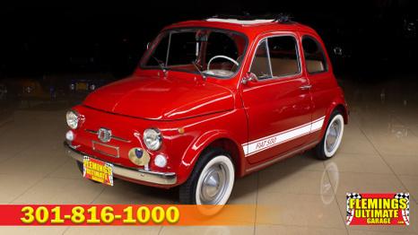 1966 Fiat 500F Berlina