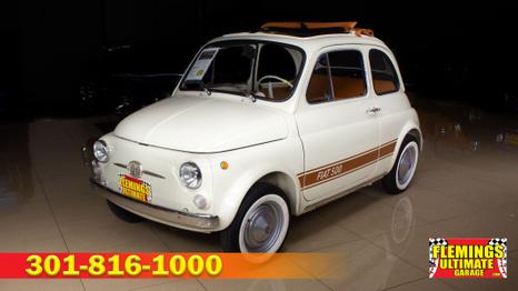 1970 Fiat 500F Berlina