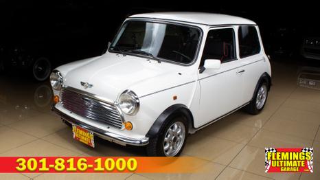 1993 Mini Cooper 10,670 orig miles!