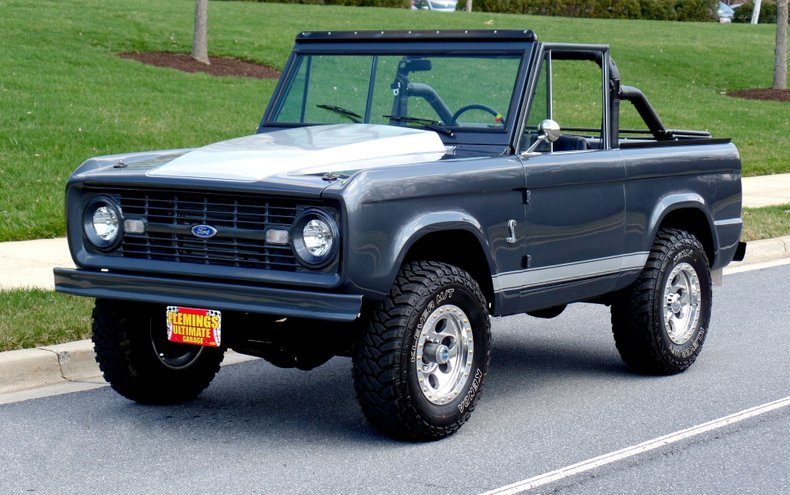 1972 Ford Bronco | 1972 Ford Bronco For Sale To Buy or ...