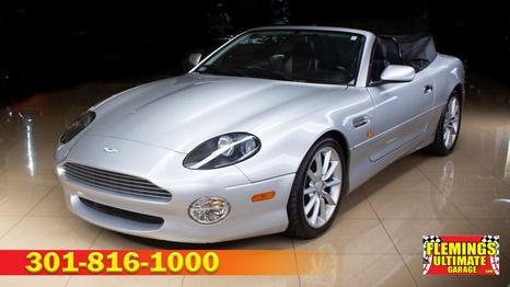 2000 Aston Martin Vantage Volante