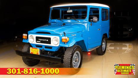 1980 Toyota Landcruiser