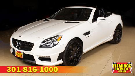 2012 Mercedes SLK55