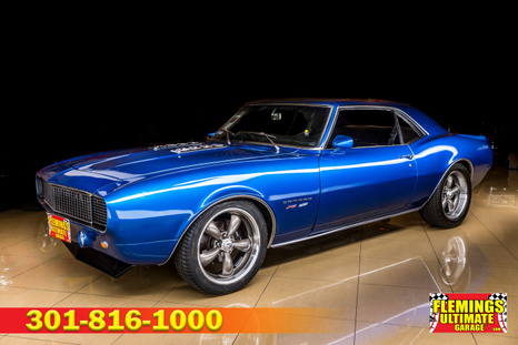 1968 Chevrolet Camaro RS/SS Pro Touring