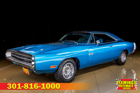 1970 Dodge Charger R/T 440-6 pack