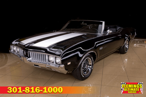 1969 Oldsmobile Cutlass